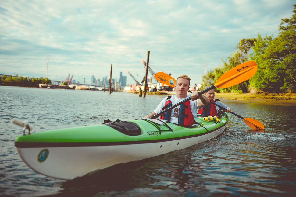 Macklemore Kayaking