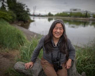 Karen Matsumoto, Teacher, Naturalist, Filmmaker